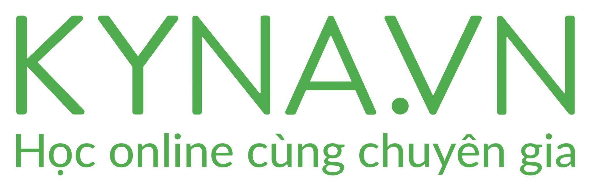 Kyna.vn - Học online cùng chuyên gia